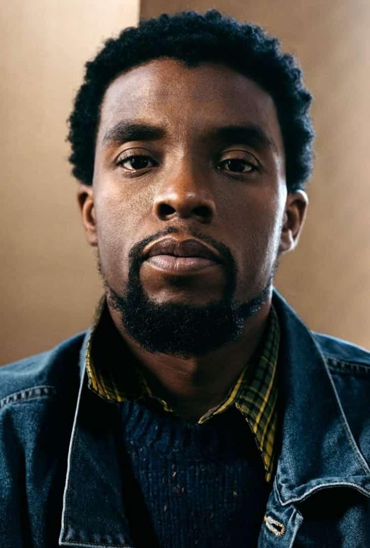 Chadwick Boseman of Black Panther