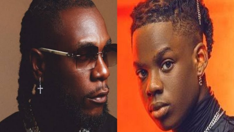 Burna Boy and Rema 1
