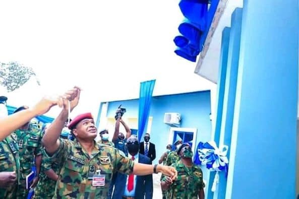 Air Force immortalises Arotile in Port Harcourt