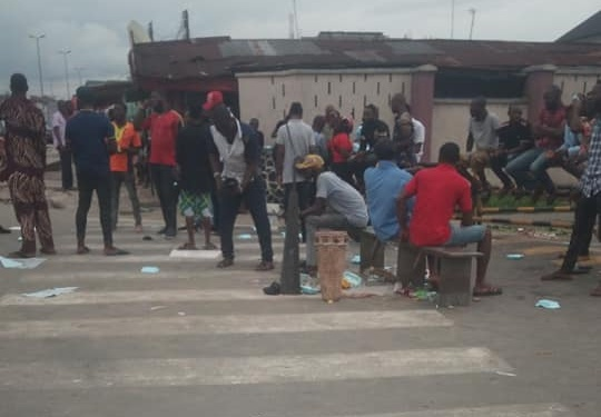 Aggrieved youths occupy SPDC office