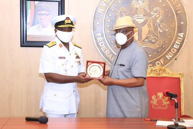 Wike urges the Navy to bring Oil Bunkerers to Justice
