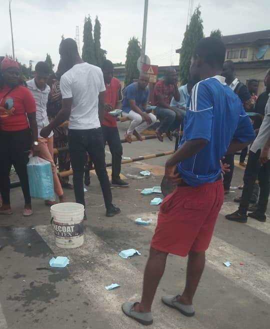 Aggrieved youths occupy SPDC office in Port Harcourt