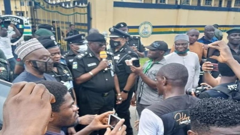 SARS is gone for good – CP Joseph Mukan to EndSars Protesters