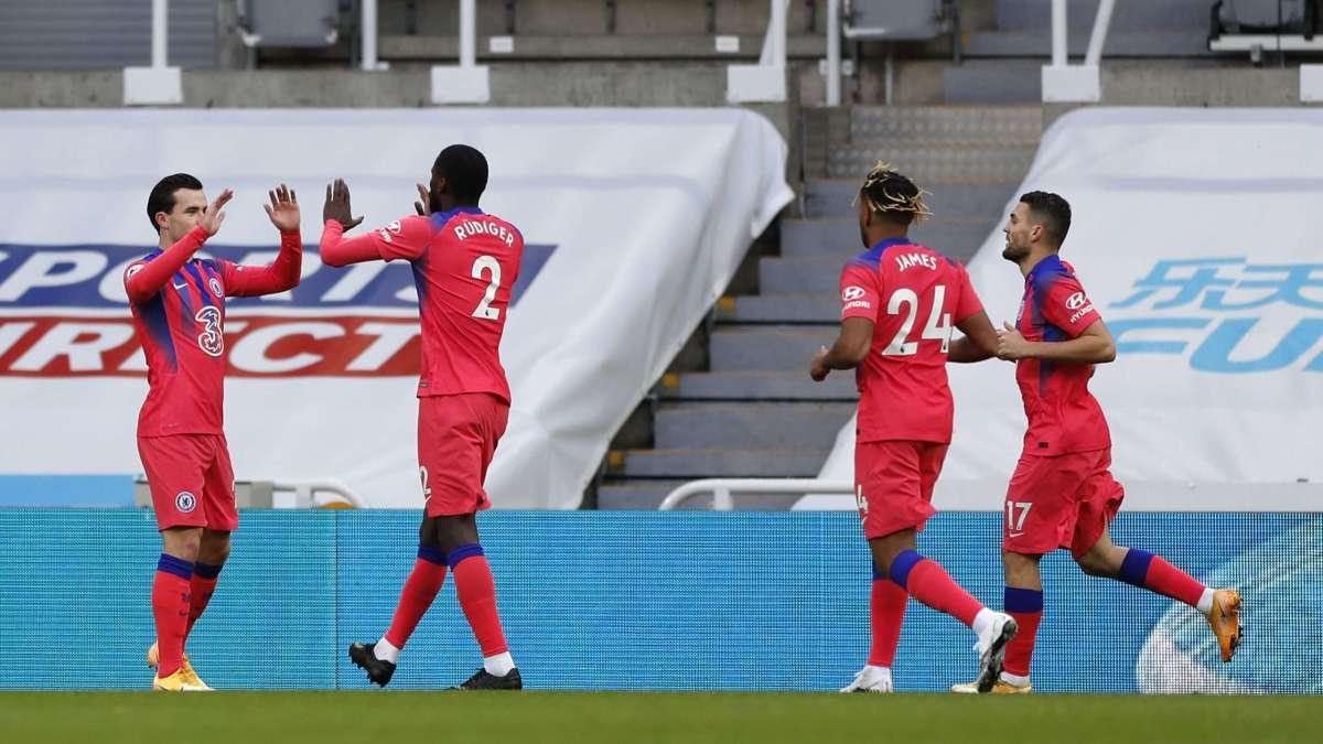 Premier League: Newcastle 0-2 Chelsea | Hitvibz
