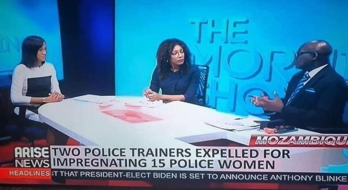 Two Police trainers expelled for impregnating over 15 police women
