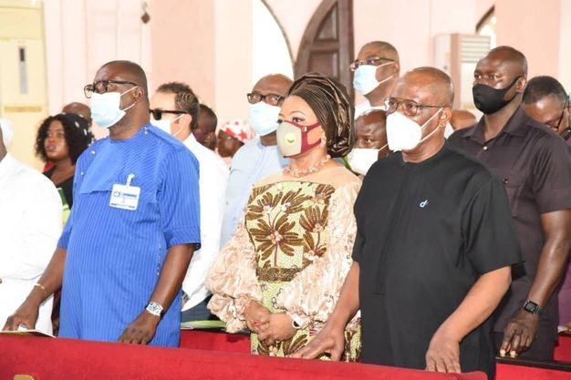 Governor Wike frowns at disobedience of Covid-19 protocols by churches