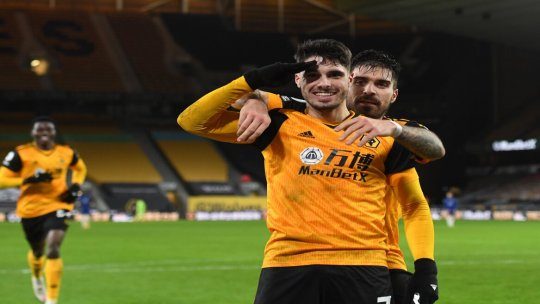Premier League: Wolves 2-1 Chelsea