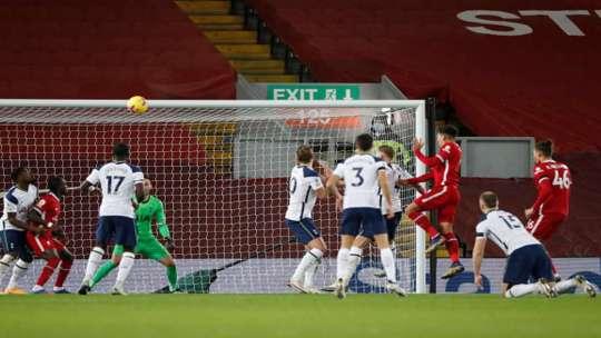 Premier League: Liverpool 2-1 Tottenham | Hitvibz