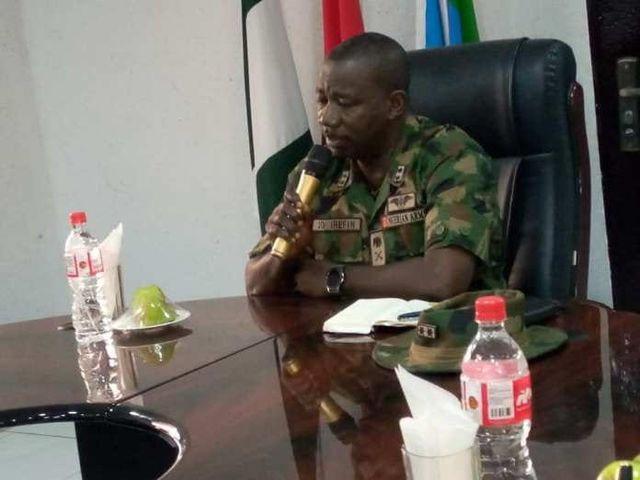 Major General JO Irefin allegedly dies of Covid-19