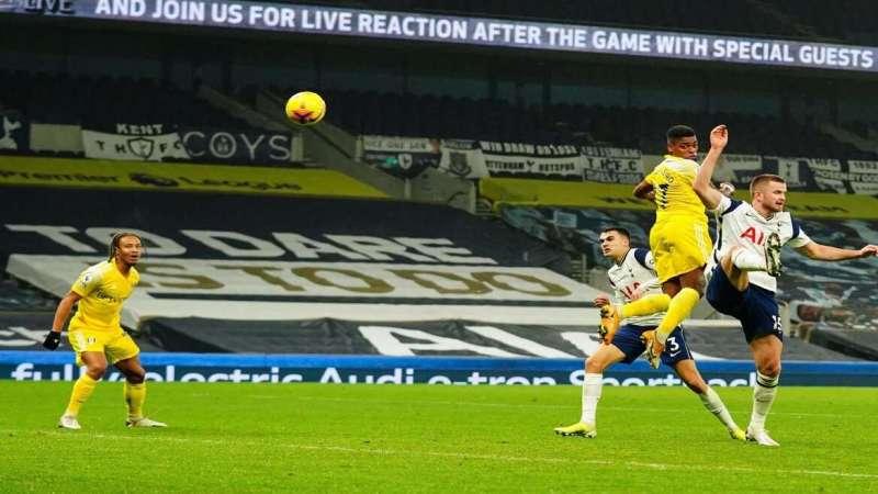 Premier League: Tottenham 1-1 Fulham