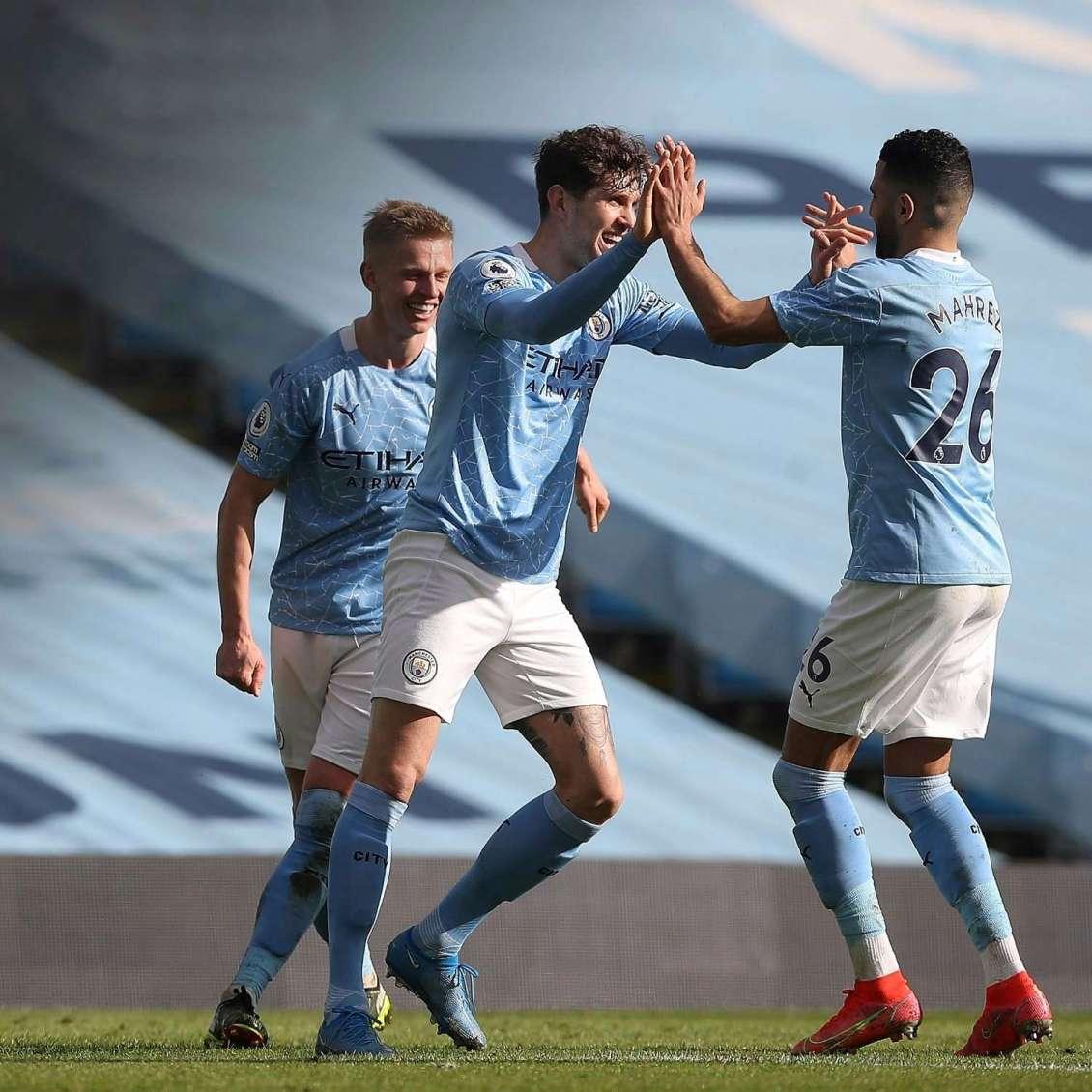 Premier League: Manchester City 2-1 West Ham United