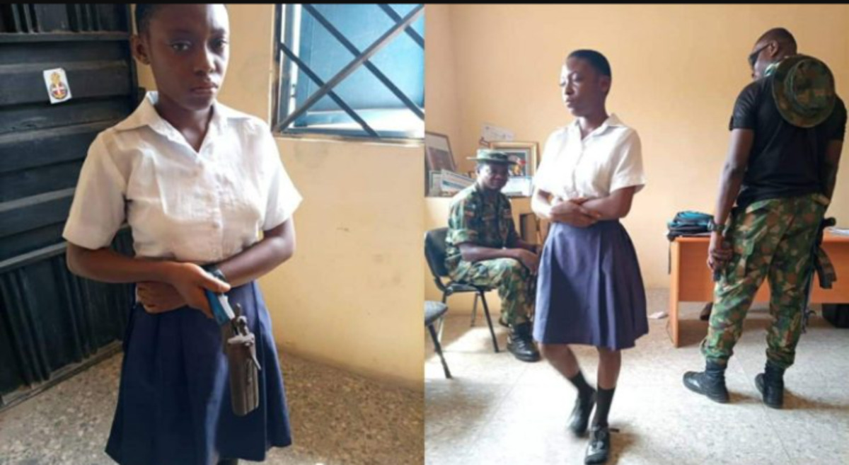 School girl attempts to shoot teacher who asked her to cut her hair