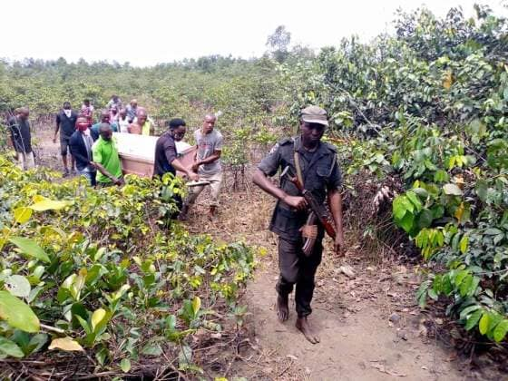 Police discover corpse of CDC chairman in Rivers
