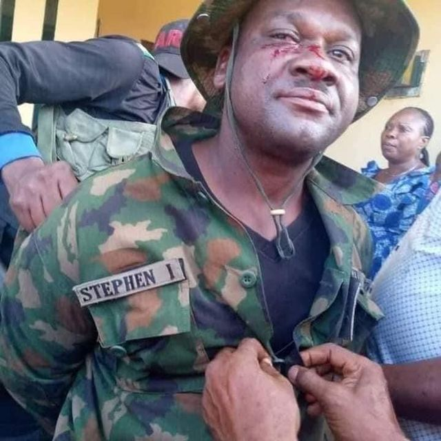 Tragic: Man on Military uniform kills car owner, flee with his car