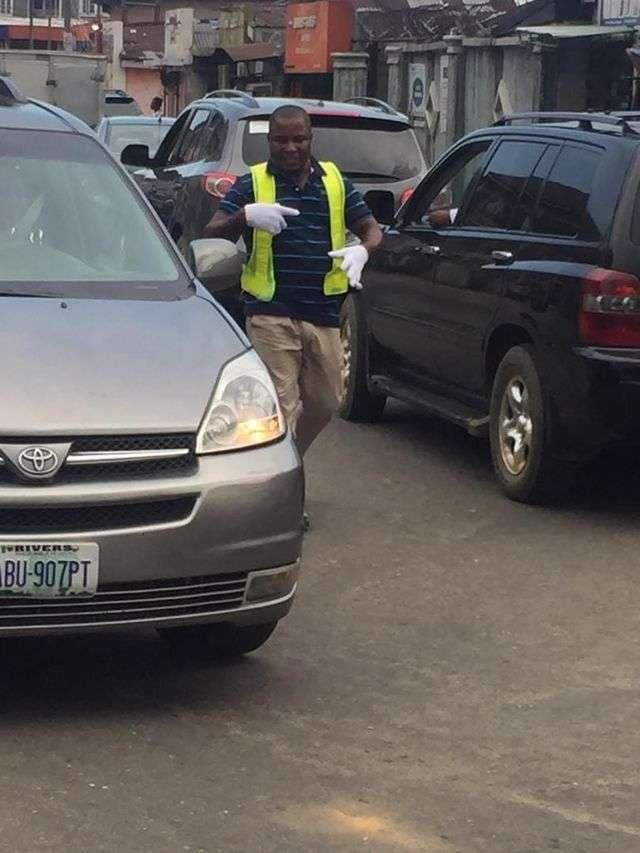 OPM Pastor gifts Traffic Warden Job of 240k, accommodation in Dubai