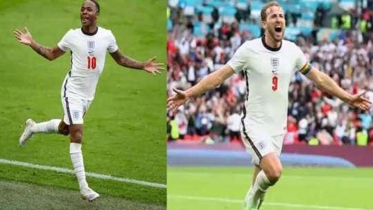Euro 2020: England 2-0 Germany, Sterling, Harry Kane on target