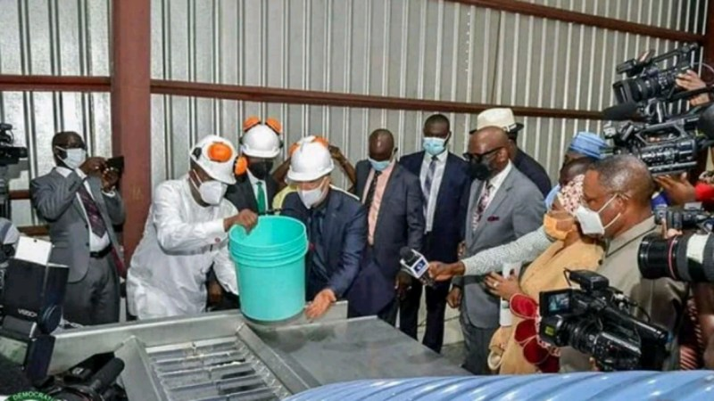 Wike sacks Board of Cassava Processing Company in Rivers