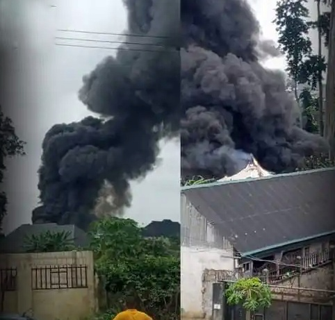 Petrol explosion rock Port Harcourt, leaves one person with severe burns