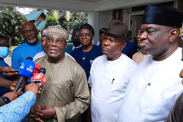 Nigerians are waiting for PDP to take over power in 2023 says Atiku