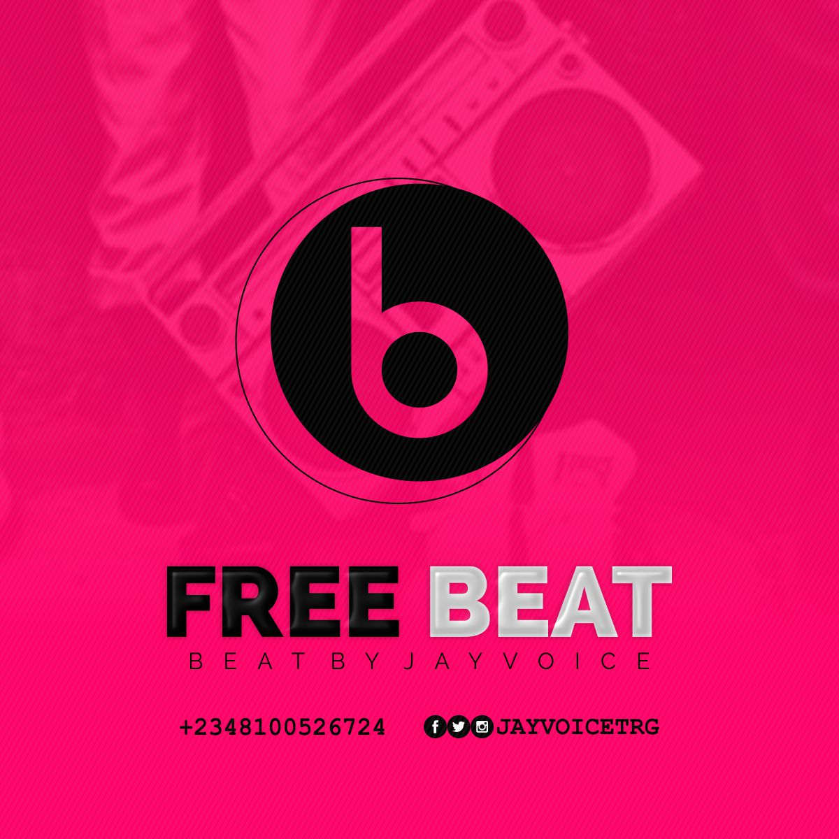 [freebeat] June 7 afro beat by Jayvoice