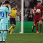 Roma overturn 4-1 deficit to knock out Barcelona