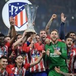 Griezmann stars as Atletico Madrid win Europa League final