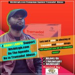 List Of Artist Supporting Hitzbitzgh Say No To Tramadol Campaign