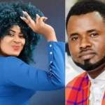 NAYAS has been silent on her issue with gospel star Ernest Opoku but she has not forgiven him(Audio)