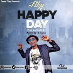 Listen: Fiky~Happy Day(Prod. By Ik Beatz)[Mix By Vinny K]