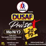 DUSAF MUSICAL CONCERT SCHEDULED FOR 16TH FEBRUARY, 2018