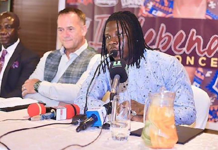 I've Left Zylofon But Still In Support Of 'NAM1' - Stonebwoy
