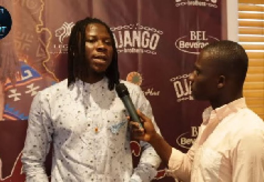 I am not attending Willi Roi's funeral? 'Madakora' – Stonebwoy