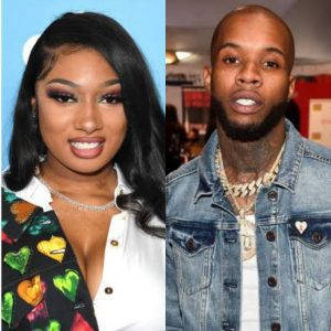 Megan Thee Stallion Opens Up About Shooting Incident With Tory Lanez As Fans Call For His Deportation