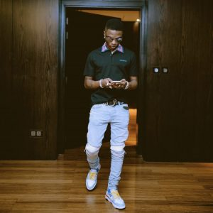 Wizkid reveals that he is ready to learn how to dance from Poco Lee