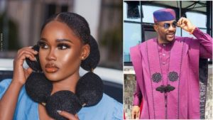 """Do I Look Like Someone That Will Date Ebuka And Leave Him"" – Cee-C Replies Rumormongers"