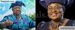 Yesterday Scavengers Are Today's Saints –Ngozi Okonjo Says As She Shades Present Administration