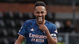 Aubameyang signs new three-year Arsenal contract