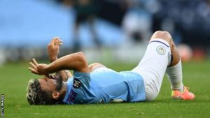 Sergio Aguero Could Be Out For 2 Months – Pep Guardiola