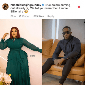"""#BBNaija-""""True colours are gradually coming out"""" – Actress Nkechi Blessing speaks on Kiddwaya's interviews"""