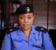 EndSARS: Dolapo Badmos was today sighted at the Police Force Headquarters trying to board an elevator to her office.