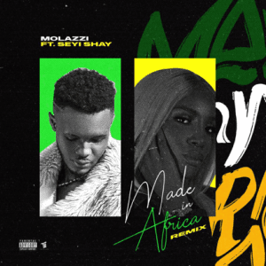 MUSIC: Molazzi ft. Seyi Shay – Made In Africa (Remix)