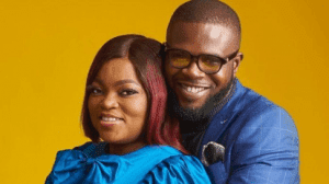 Actress, Funke Akindele In Loved-Up Vacation With Husband (Video)