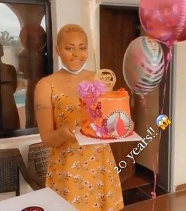 Regina Daniels' Celebrates '20th' Birthday In Grand Style (Video)
