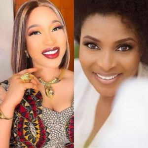 Tonto Dikeh remembers Ibudun Ighodalo a year after her death