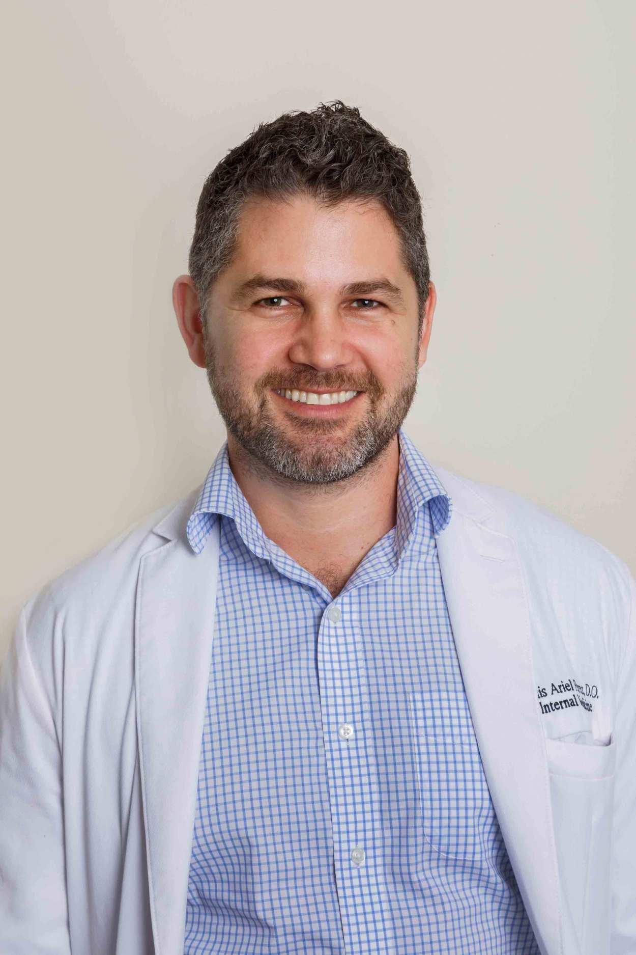 DR LUIS PEREZ