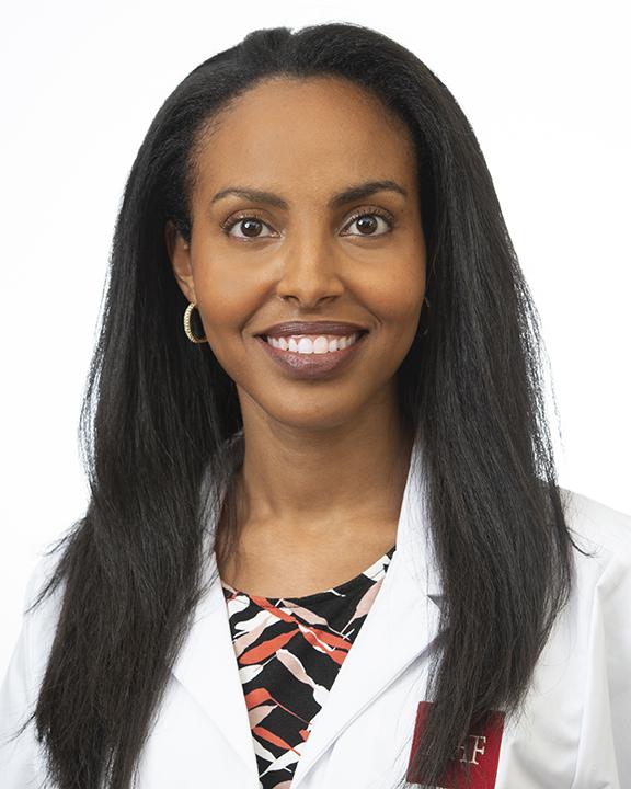 DR  Makda Majette