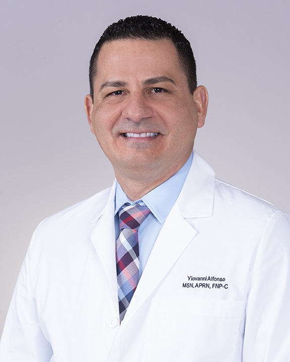 Dr. Yiovanni Alfonso, M.D.