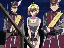 Cross Ange Execution ThemisCollection