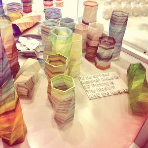 AIC Tom Burtonwood 3D Printed Artifacts