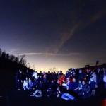 STEM Ambassadors Studying Light Pollution